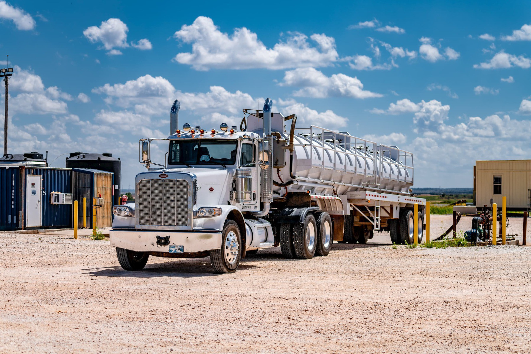 EandV Best Oilfield Services in Midland
